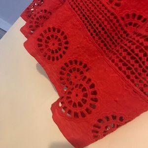 020b7731e10 ASOS Dresses - ASOS Premium midi dress in broderie Fabric